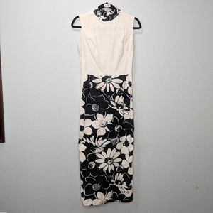 Vintage Evelyn Margolis Hawaii sz M dress